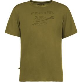 E9 Guitar T-shirt Herr pistachio